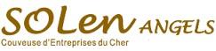 Le logo de la couveuses d'entreprises à Bourges Solen Angels