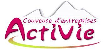 Le logo de la couveuse d'entreprises Activie à Gap
