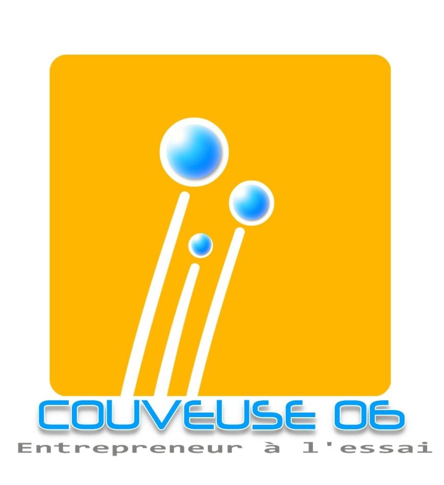 Le logo de la couveuse d'entreprises à Nice 06