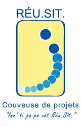 Le logo de la couveuse d'entreprises à la Réunion