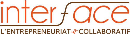 Le logo de la couveuse d'entreprises Interface à Marseille