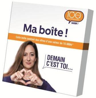 « TU VEUX MONTER TA BOITE ? GAGNE-LA ! »