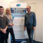 Breizhacking de Bretagne et les couveuses d'entreprises signent une convention d'accompagnement