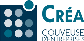 Le nouveau logo de Créa la couveuse d'entreprises d'Avignon